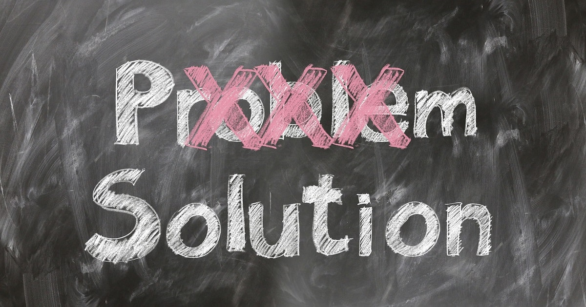 Contact, solve problems, support