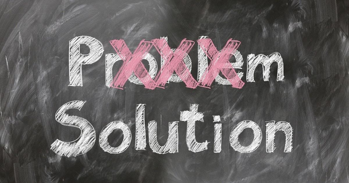 Contacto, resolver problemas, soporte