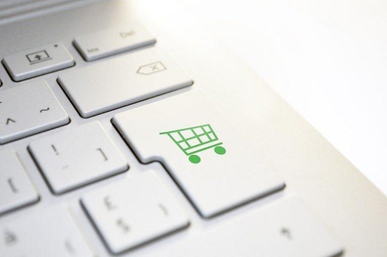 Online, online shop