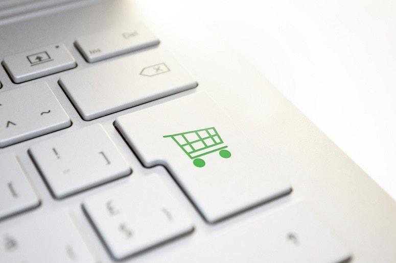Online, tienda en internet