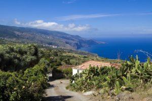 Barlovento en La Palma