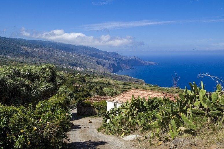 Barlovento auf La Palma