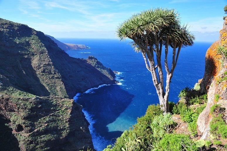 Coast, Atlantic, La Palma