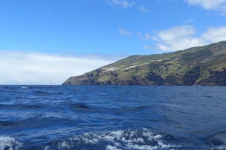 Coast La Palma, North West
