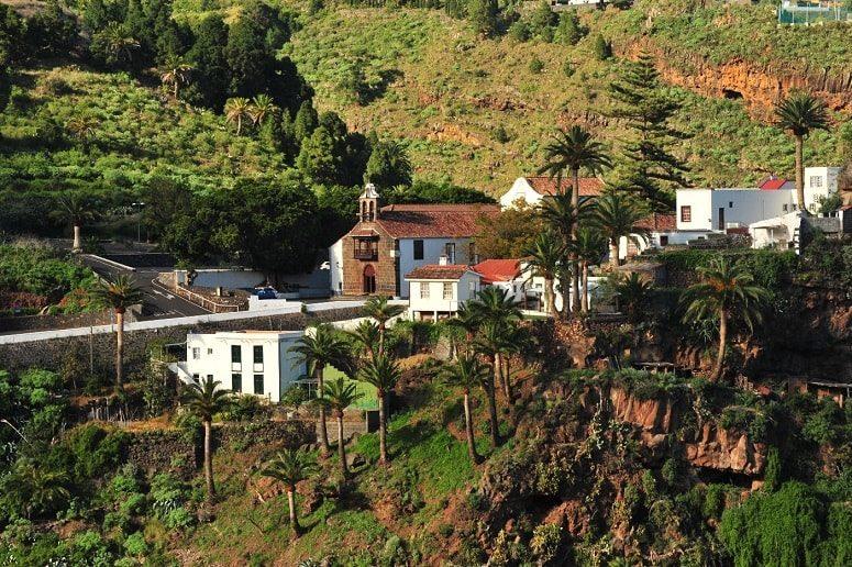 Kirche Las Nieves, La Palma