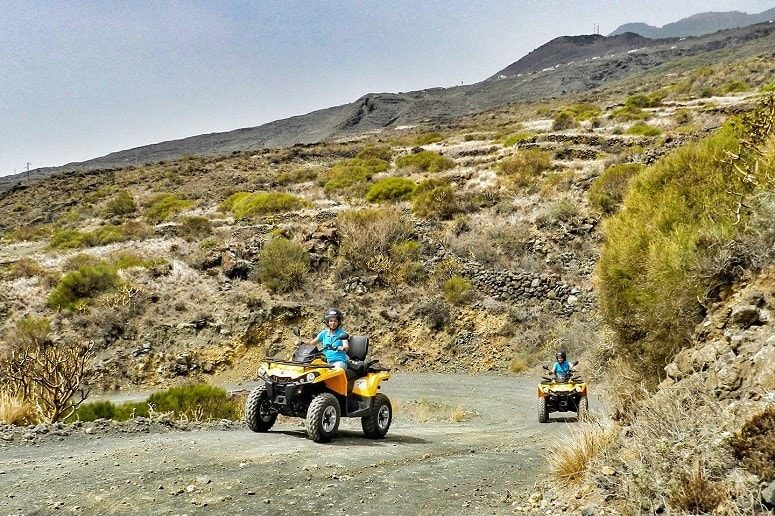 Tour en Quad, La Palma, Salemera
