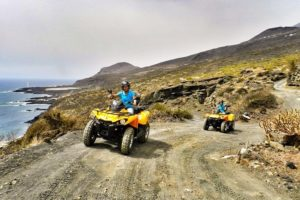 Quad Tour along the coast, La Palma