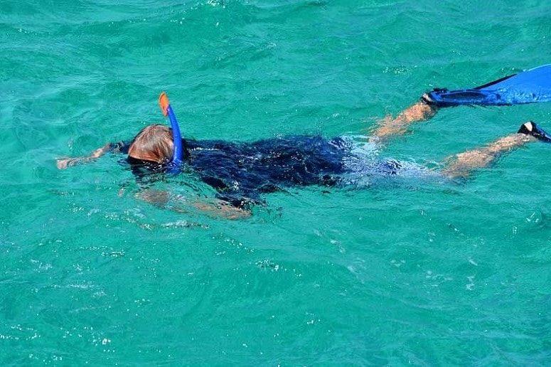 Snorkelling, La Palma