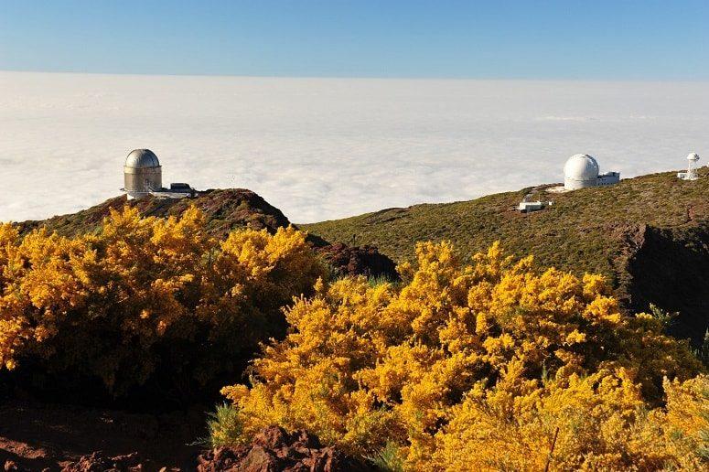 Clouds, Roque de Los Muchachos, La Palma