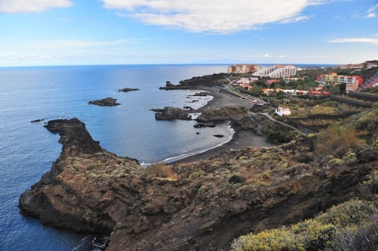 Beach of Los Cancajos, La Palma