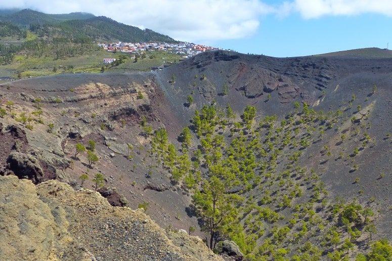 Volcán San Antonio