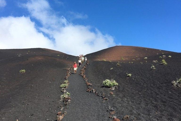 Volcano Route, La Palma