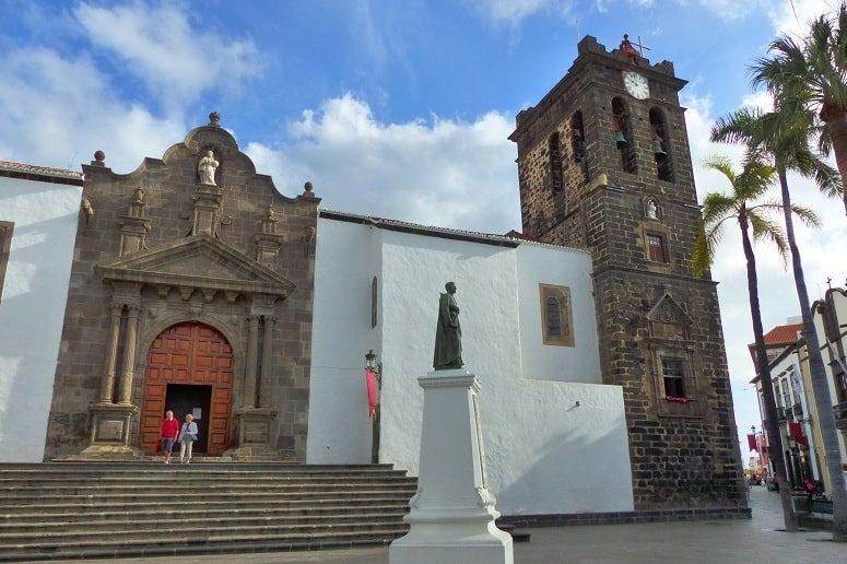 Kirche Iglesia del Salvador, La Palma