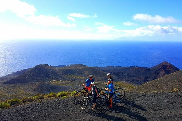 Mountain Bike Tour - Land of Volcanoes La Palma