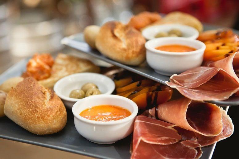 Ham, Bread, La Palma