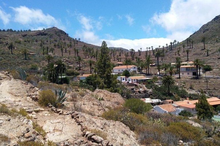 Alajeró, La Gomera
