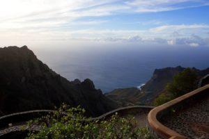 Aussichtspunkt Mirador del Santo, La Gomera