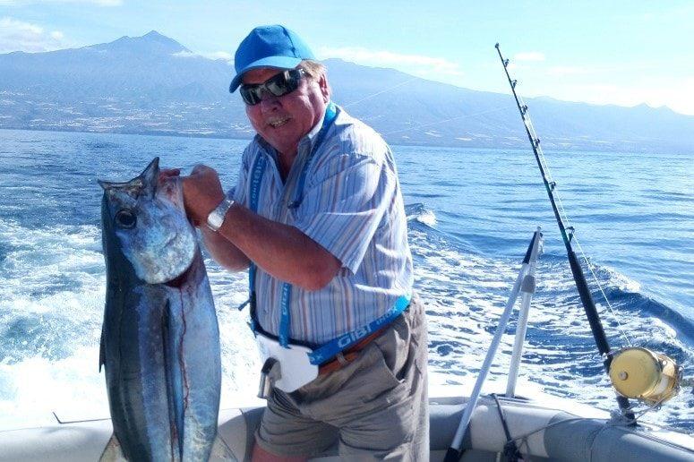 Big Game Fishing, Tenerife