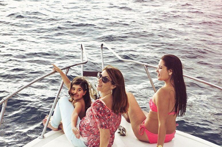 Boat Trip, Tenerife