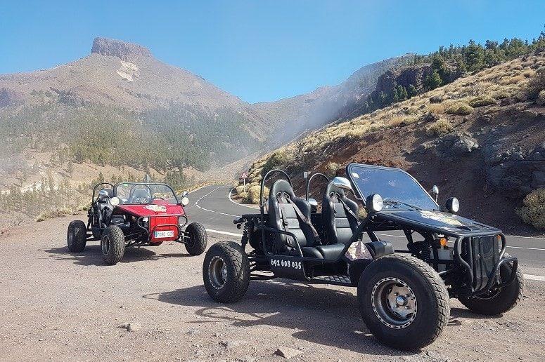Buggy Tour, Tenerife