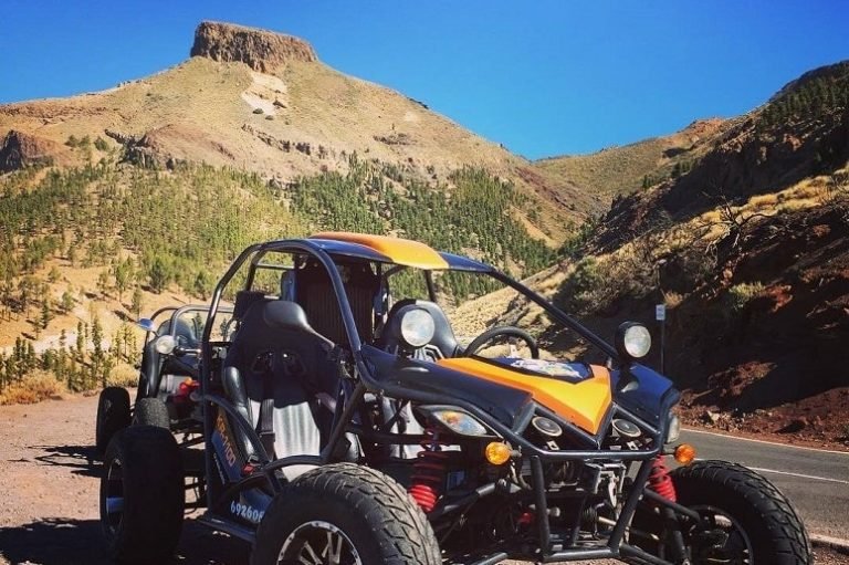 Buggy Trip, Tenerife