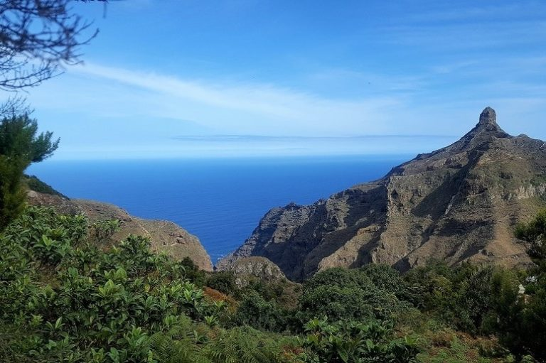 Hiking Tenerife, Coastline