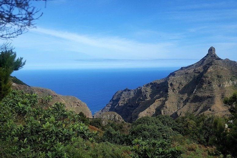 Hiking Tenerife, Coastline