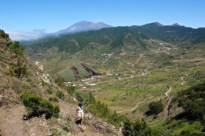 Hiking on Tenerife, Anaga