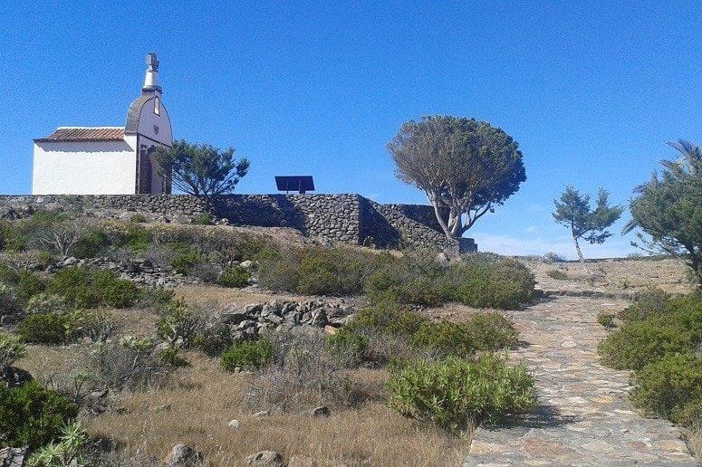 Kirche auf dem Aussichtsberg Calvario