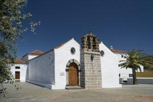 Kirche von Chipude, La Gomera