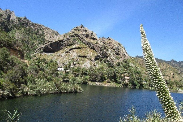 Stausee Encantadora, La Gomera