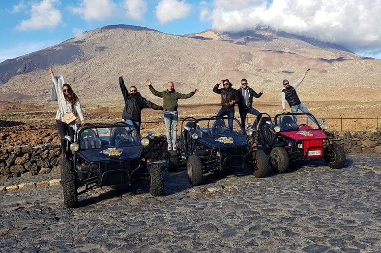 Tour with a Buggy, Tenerife