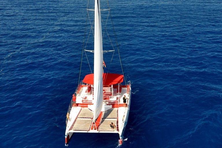 Catamaran, Tenerife, Boat Trip