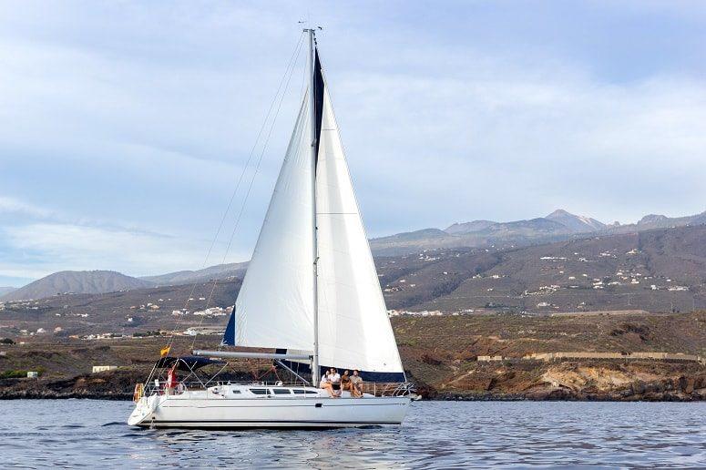 Segelboot, Ausflug, Teneriffa