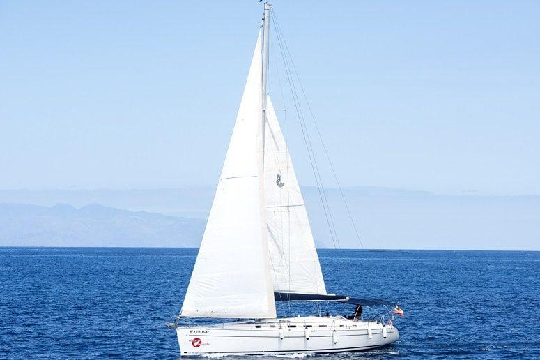 Sailing Boat, Tenerife, Trip