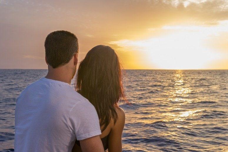 Puesta del Sol, Romantico, Paseo en Barco