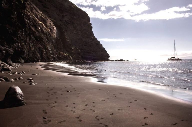 Beach of Masca, Tenerife