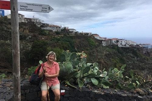 Erfahrungsbericht La Palma, Simone
