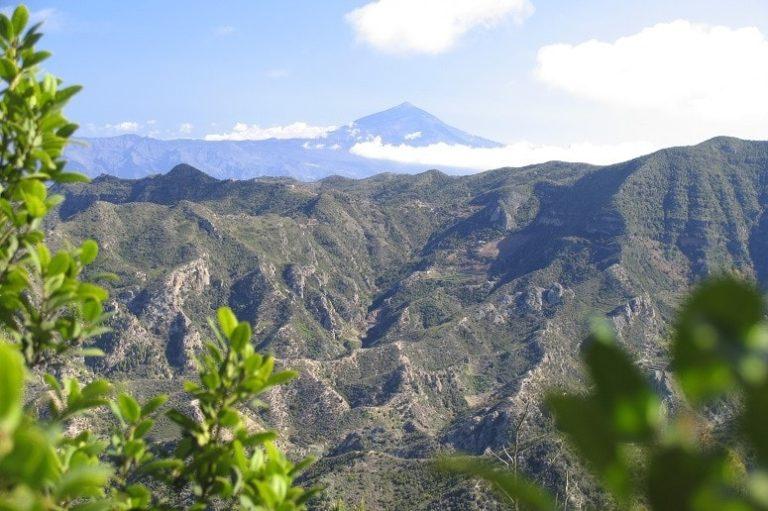 Tour por la isla, La Gomera