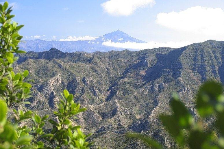Round Trip, La Gomera