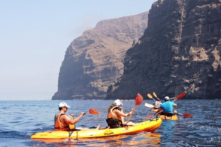 Kayak Tour Tenerife