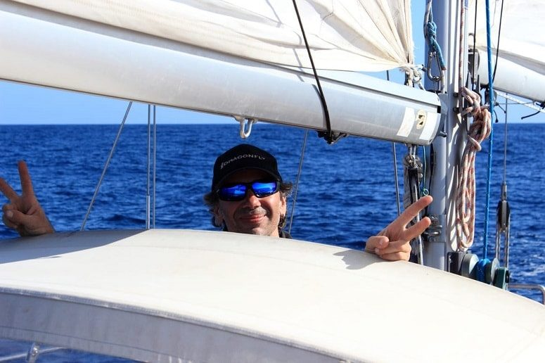 Captain, Sailing Boat, La Gomera