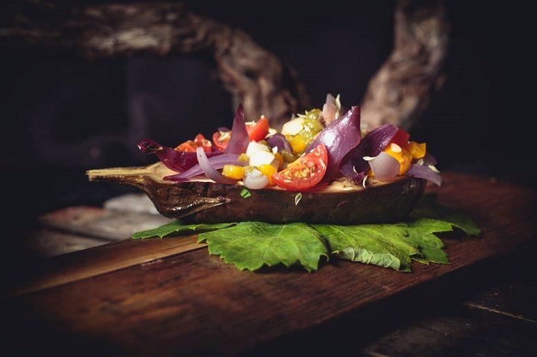 Menü - vegetarisch, Bodega, Teneriffa