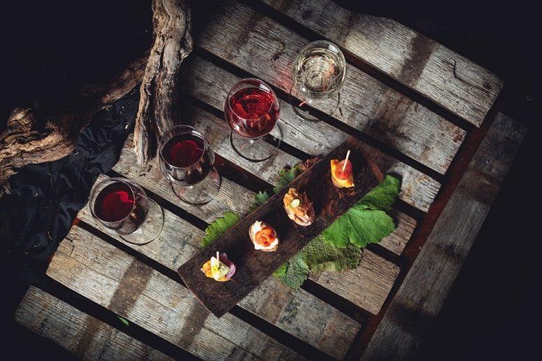Weinprobe auf Teneriffa