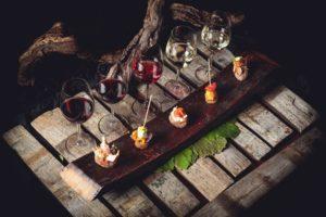 Weinverkostung auf Teneriffa