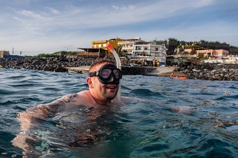 Snorkelling Excursion La Palma