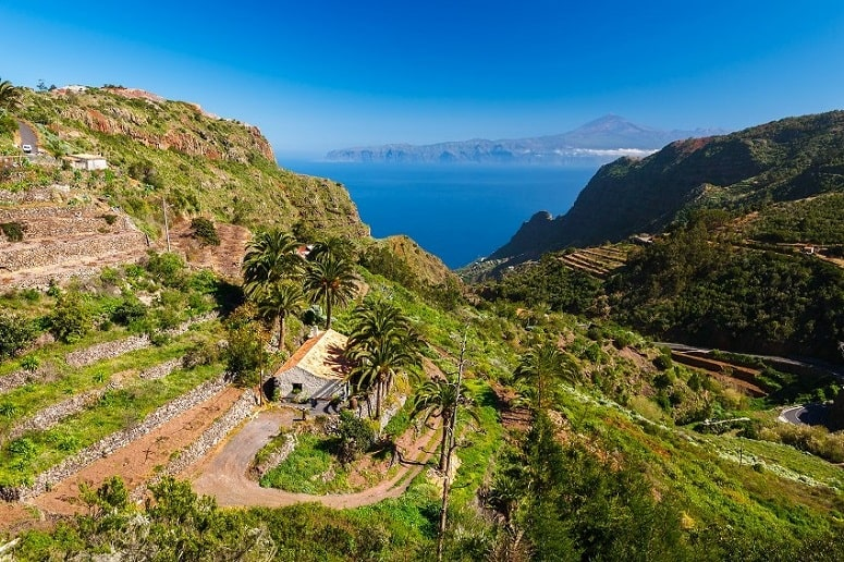 La Gomera, Canary Islands, Island