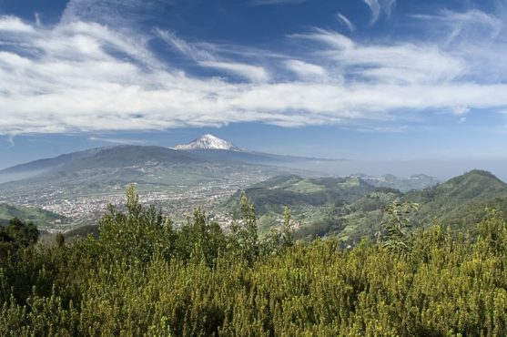Tenerife, Canary Islands, Island, View