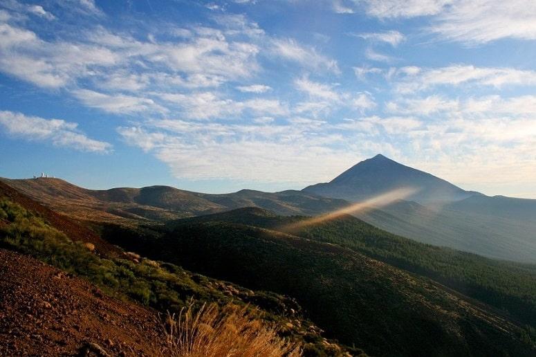 Teneriffa, Teide, Blick