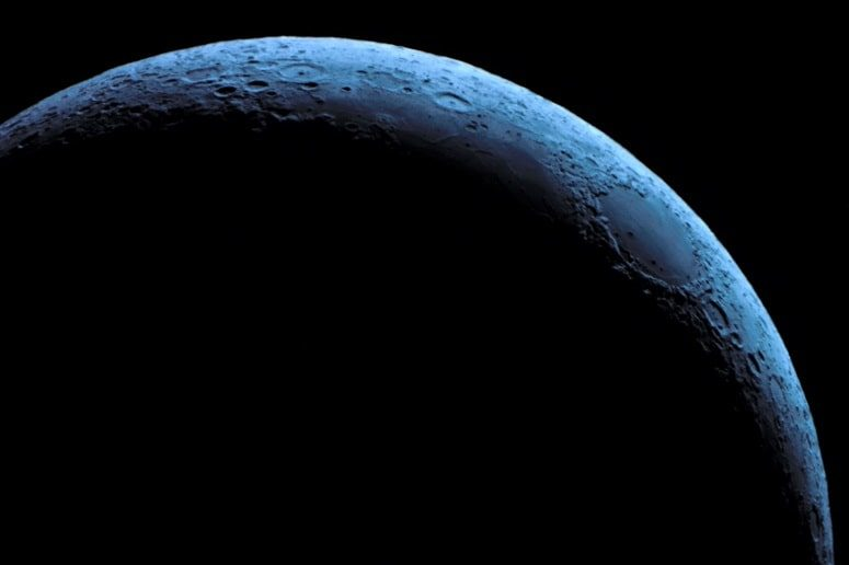 Mond, Nachthimmel, Sternenbeobachtung La Palma